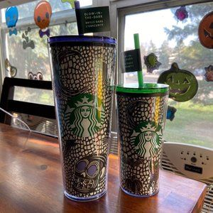 Starbucks | Halloween '20 Glow-In-Dark Tumblers